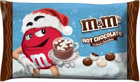 Hot Chocolate M&M's