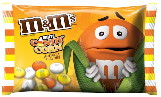 Bag of Candy Corn M&M's