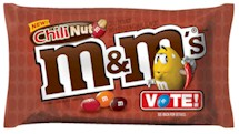 Chili Nut M&M's
