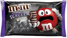 Cookies & Screeem M&M's