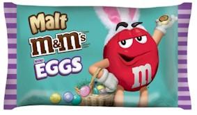 Malt M&M's