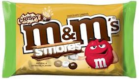 S'mores M&M's