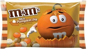 Pumpkin Pie M&M's