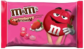 Strawberry Milk Chocolate M&M's