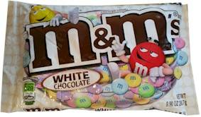 White Chocolate M&M's